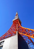 Tokyo tower in day time — Stock Photo