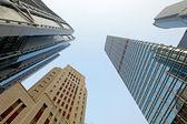 Building to sky — Stock Photo