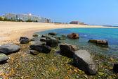 Seaside in Kobe — Stock Photo