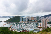 Aberdeen in Hong Kong — Stock Photo