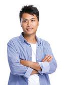 Asian man — Stock Photo