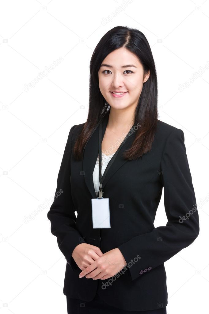职业女性生活照