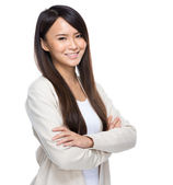 Young asia woman — Stock Photo
