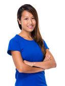 Malaysian woman — Stock Photo