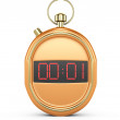 Royalty-Free Stock Photo: Digital stopwatch
