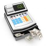 ������, ������: Cash register