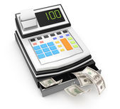 Cash register — Stock Photo