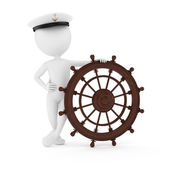 Sailor — Stock Photo