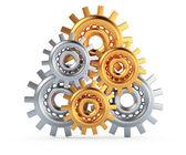 Gears — Foto de Stock