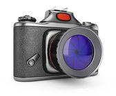 Fotocamera reflex — Foto Stock