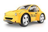 Taxi cab — Stock Photo