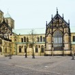 Germany, Munster cathedral of Sacred Pavel — Stock Photo