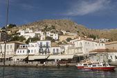 Greece, island and city of Paros. — Stock Photo