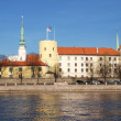 Stock Photo: Latvia. Rigcastle