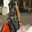 Young WomWith Shopping Bags — Stock Photo #21784719