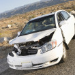 Crashed Car — Stock Photo #21784941