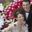 Happy Quinceanera With Partner — Stock Photo #21791205