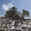 Stock Photo: Landfill Site