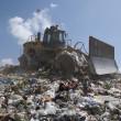 Landfill Site — Stock Photo