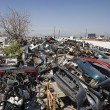 Stock Photo: Junkyard