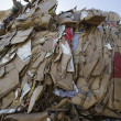 Stock Photo: Heap Of Cardboard Boxes