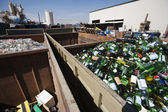 Waste Heap At Dumping Ground — Stock Photo