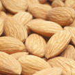 Healthy Almonds — Stock Photo