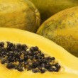 Papaya Seeds — Stockfoto