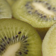 Slices Of Kiwi With Seeds — Stock Photo