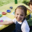 Stock Photo: Children Painting