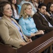 Stock Photo: Jurors In Courtroom