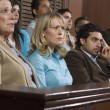 Jurors During Trial — Stock Photo #21832767