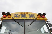 School Bus — Stockfoto