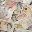 British Paper Currency — Stock Photo #21863857