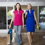Women On Shopping Trip — Stock Photo
