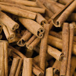 Cinnamon Sticks Displayed For Sale — Stock Photo