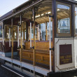 Royalty-Free Stock Photo: Vintage Tram