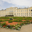 Stately Home In Latvia — Foto Stock