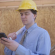 Building Site Inspection — Stock Photo #21930141