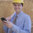 Building Site Inspection — Stock Photo #21930151