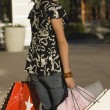 Young WomWith Shopping Bags — Stock Photo #21939803