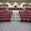Empty Lecture Hall — Stock Photo