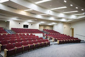 Empty Lecture Hall — Foto Stock