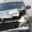 Stock Photo: Damaged Car