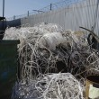 Stock Photo: Heap Of Thrown Wires