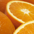 Fresh Juicy Oranges — Stock Photo #21964835