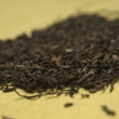 Scattered Dry Tea Leaves — Stock Photo