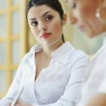 Businesswomen In Meeting — Stock Photo