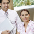 Business Smiling — Stock Photo #21969821