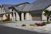 Large New Houses — Stock Photo